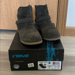 Teva ankle boots